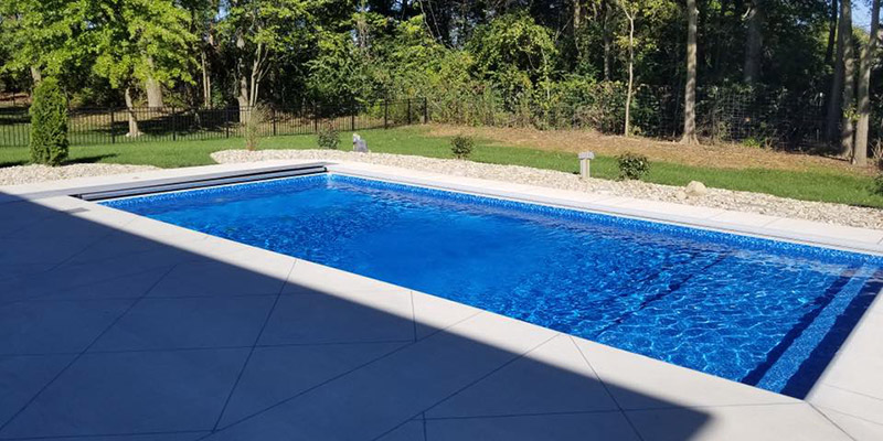 Mud Slingers Vinyl Liner Swimming Pools