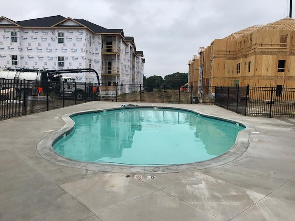 Mud Slingers Commercial Pool Design & Construction