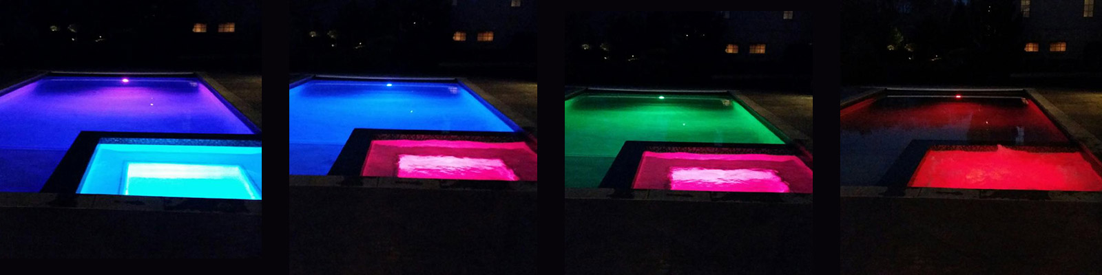 Mud Slingers Pool & Spa Lighting